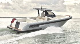 Compass Tenders - Maatwerk fender design Open tender VFB