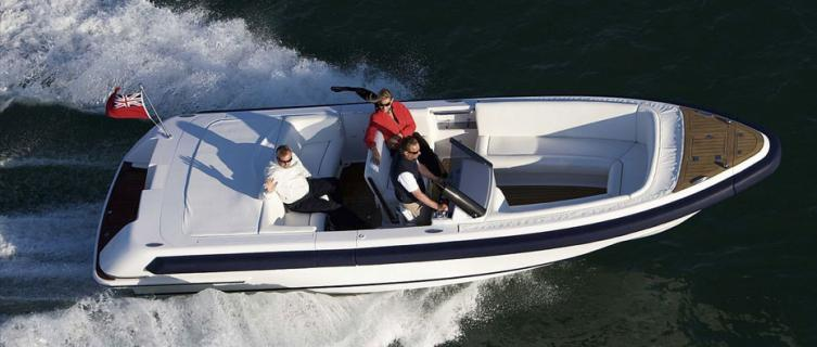 Fender system for Compass - Owners Launch 5.0 superr yacht tenders