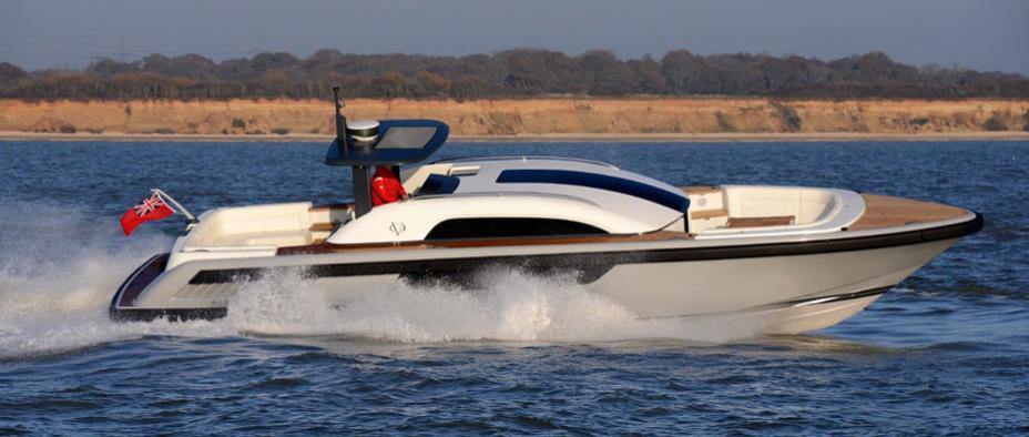 Ocean Victory- Limousine tender 14.0