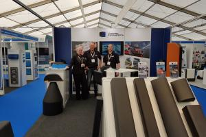 Fender innovations at seawork