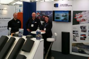 Fender Innovations at Seawork 2016