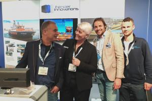 Fender Innovations at europort 2019