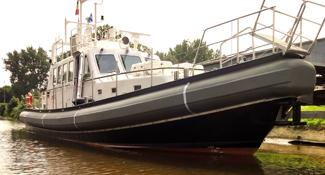 Fenders for No Limit - 1640 Workboat