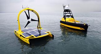 Tailor made fenders for unmanned marine systems (ASV's) C-Enduro and C-Worker, by ASV Global