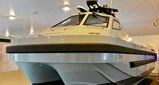 Fenders for workboat Arcim Cat, by Ice Marine