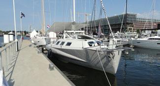 Hreko-Multi hybrid sailing yacht -Joso Perkovic