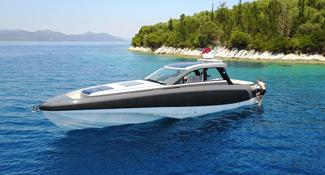Custom made fender system for super yacht tender BR45 GT buy  Ice Marine.