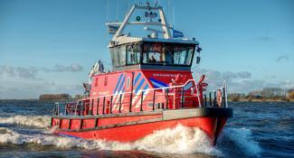 De Haas Maassluis - Fire fighting vessel