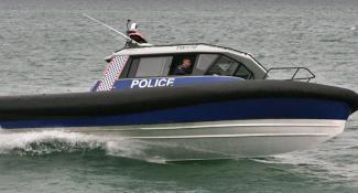 Fenders voor de gespecialiseerde 10m patrouillevaartuigen van Shoreline